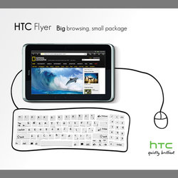 HTC Flyer Campaign