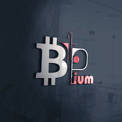 logo for Bit Pium