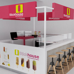 booth - stickhouse