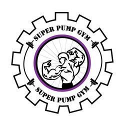 Super Pump Gym New Logo