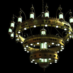 Arabian Chandelier