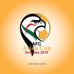 Proposal Asian Cup logo (UAE 2019)