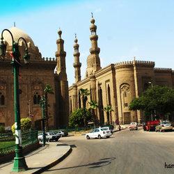 صور مسجد بالقرب من القلعه
