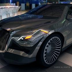 YK Concept Car