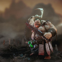 Pudge the Butcher