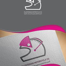 PALESTENIAN MOTORCYCLE - Logo