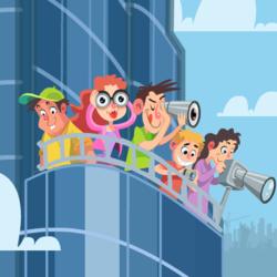 Burj Khalifa Animated Documentary