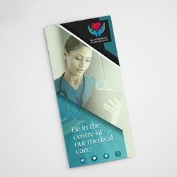 Modern Care Center (Flyer Design)