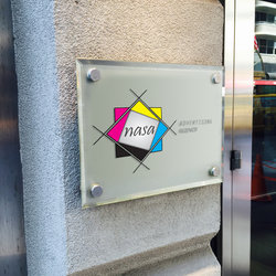 Nasa advertising Agency (Logo Design)