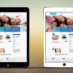 Gulf Dental   Responsive Website Design