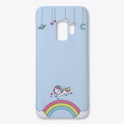unicornio Design Cover Phone