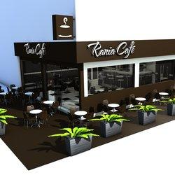 Rania Cafe - Interior Design