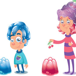Jelly Character