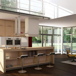 Kitchen Realistic Visualization
