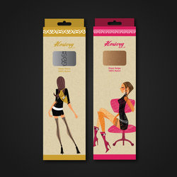 Hosiery Package Design