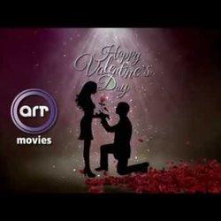 valentine day art