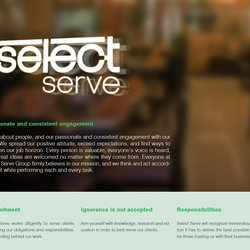 Select Serve