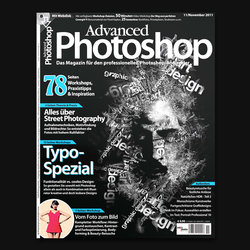 Advancd Photoshop Germany Edition magazi