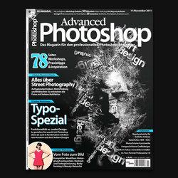 Advancd Photoshop Germany Edition magazi
