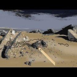 كنوز تحت الرمال