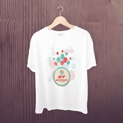 Design BIRTHDAY t-shirt