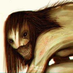 Scary Tarzan