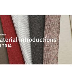 Herman Miller Materials Fall 2014
