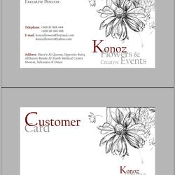 konouz Flower shop & Event planing