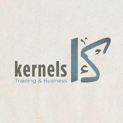 Kernels Logo - Part of Yazan Hussein Company