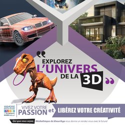 Poster Design ( 3D Training)