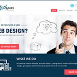 موقع شركة نبراس للاعلام وتكنولوجيا المعلومات