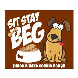 SIT STAY BEG