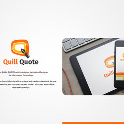Quill Quote Logo