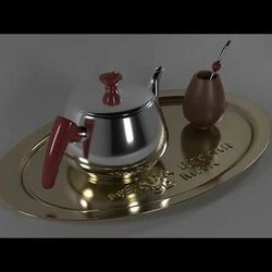 3D modeling using 3D_Max | Osama Bittar