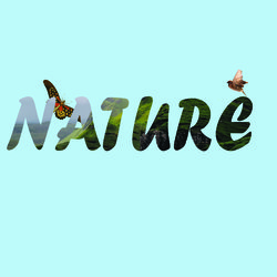 nature text