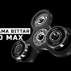 Spinner animation | 3D modeling using 3D_Max | Osama Bittar