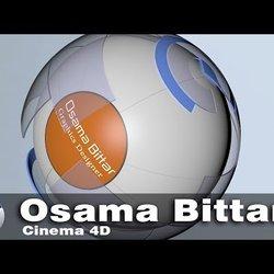 3D Modeling from my work | Cinema 4D| Osama Bittar