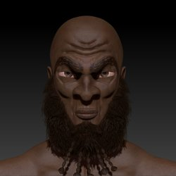 3D character modele