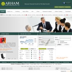 Arham Share