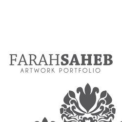 Farah Saheb Portfolio 2013