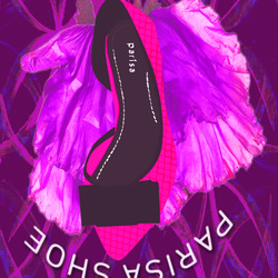 Parsia shoes Poster