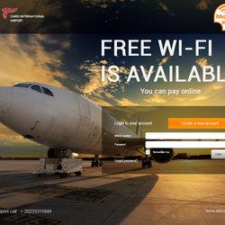 1 - Mobinil Wi-Fi in Cairo international airport