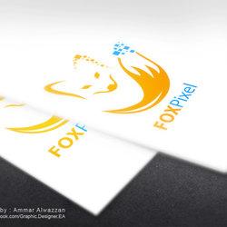 شعار وهوية FOXPixel