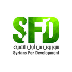 Syrians For Development LOGO