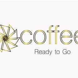هوية تجارية لO coffee