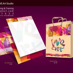 1 - We Art identity