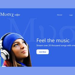 Web Design   Musix