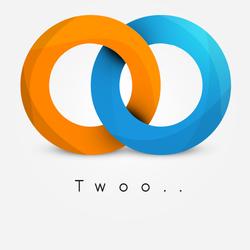 شعار تطبيق Twoo