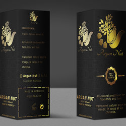 Argan Nut Packaging