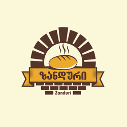 تصميم شعار ل ZANDURI